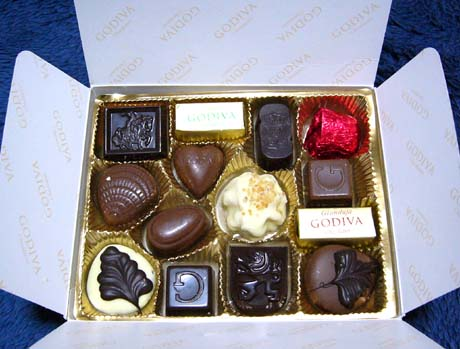 CHOCOLATES ASSORTMENT